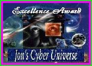 Welcome to JON's Cyber Universe!!